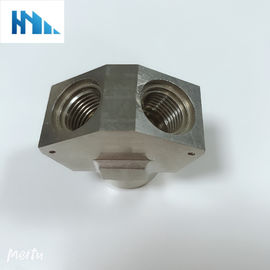 5 Axis Cnc Grade Titanium Precision Parts Precision Turned Parts Wear Resistant